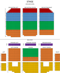 The Intersection Grand Rapids Seating Chart Seating Chart Temple Theatre