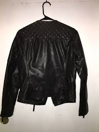top quilted faux leather jacket for in san francisco ca offerup