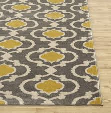 impressive area rugs marvelous gray and yellow area rug cecilia modern in mustard yellow area rug modern