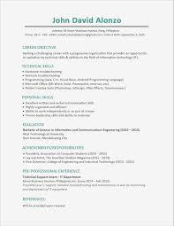 Technical Skills Resume Examples Sample Sample Engineering Resume