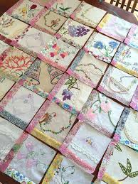 Quilts With Embroidery Blocks – co-nnect.me & ... Quilt Patterns With Embroidered Blocks Vintage Embroidery Quilt In  Progress Quilts Made With Embroidery Blocks Quilts ... Adamdwight.com
