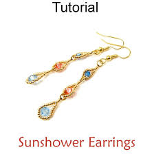Beaded Earring Patterns For Beginners Simple Design Ideas