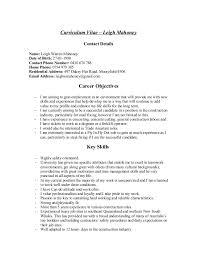 leigh mahoney resume