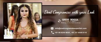 snehnogiamakeupartist make up artist