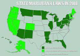 state legal marijuana