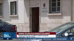 Menina violada pelo padrasto em Óbidos