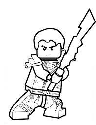 Lego Ninjago Coloring Pages Jay Superhero Ninjago Coloring Pages