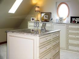 Small Picture Elegant Closets for Angled Walls