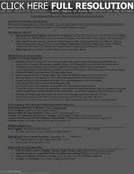 Computer Tech Resume Resume Work Template