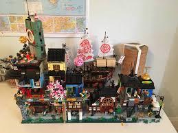 Ninjago City+Docks+Bounty+Moc - Imgur