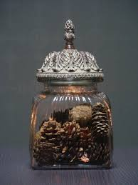 Decorative Glass Candy Jars French Rococo large square glass storage jar candy jar clothing 67