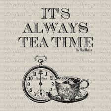 Mad Hatter Quotes Interesting Alice In Wonderland Mad Hatter Tea Party Quotes Alice In Wonderland