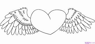 Small Picture Coloring Pictures Of Angels With Wings Coloring Coloring Pages