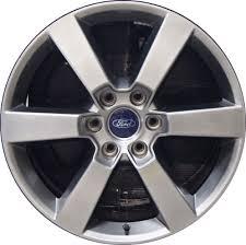 2015 F150 Bolt Pattern Amazing ALY48 Ford F48 Wheel Hyper Charcoal FL48FB