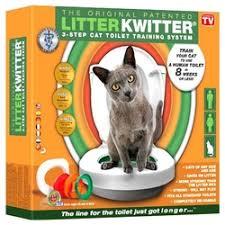 <b>Туалеты</b> и аксессуары для кошек <b>Litter Kwitter</b> — купить на ...