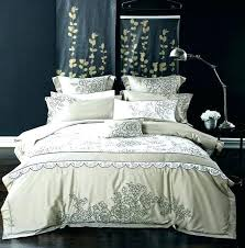 king size duvet covers blue cotton queen embroidery grey bedding set luxury royal bed cover too crate and barrel duvet by grey cover king linen size