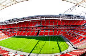 Wembley Fußballstadion Fototapete
