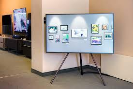 samsung frame tv. samsung has ensured that the frame tv tv