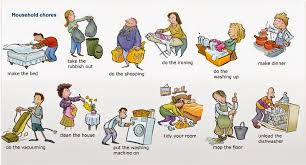 list of chores in spanish learn spanish language
