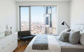 Modern Luxury 1 Bedroom Apartments Nyc On New York One Apartment Floorplan  By Gehry