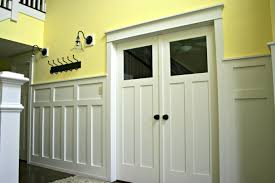 Tall Wainscoting Decor Wainscoting Panels Raised Panel Wainscoting Diy Custom 6249 by xevi.us