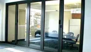 pet door for glass dog insert sliding doors installation sydney