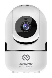 Купить Видеокамера <b>IP DIGMA DiVision</b> 201, белый в интернет ...