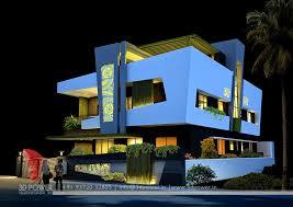 3D Exterior Rendering Creative Decoration Best Inspiration Ideas