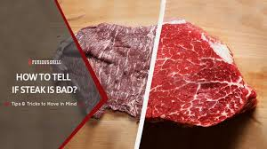 Steak Color Chart How To Tell If Steak Is Bad Or Spoiled Tips To Spot Raw Or