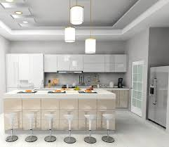 White Gloss Kitchen Cabinets Home Furniture Design This Make Your