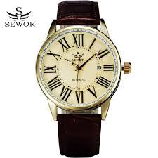 popular self winding watches men automatic mechanical alarm self winding watches men automatic mechanical alarm