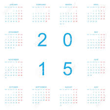 2015 Planner Calendar Stock Photo Picture And Royalty Free Image