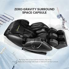 body massage chair. Real Relax Massage Chair Recliner, Full Body Shiatsu, Zero Gravity, Black