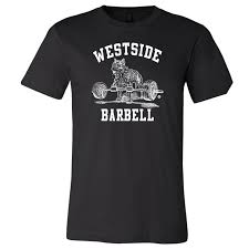 <b>Westside Barbell</b> T-Shirt -Black | Rogue Canada