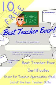 Vbs Certificate Template Free Printable Teacher Appreciation Certificates Mult Igry Com