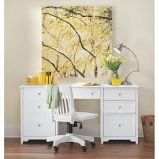 home depot office cabinets. Home Decorators Collection Oxford White Desk-0151200410 - The Depot Inside Lovable Office Furniture Cabinets G