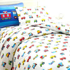 monster truck bed set bedding sets trucks airplanes trains duvet cover twin or full toddler sheets