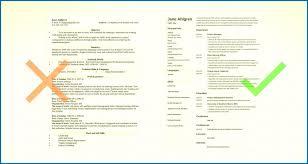 Resume Skills Examples Management Reverse Chronological Resume