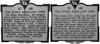 「Stono Rebellion map」の画像検索結果