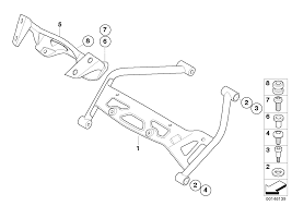 Dashboard mounting parts