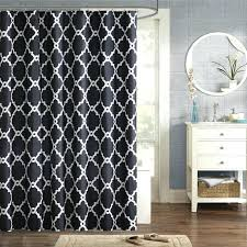 patterned shower curtain white and black patterned shower curtain to upgrade your bathroom patterned shower curtains patterned shower curtain