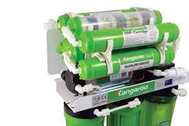Máy lọc nước Kangaroo Omega KG110 - 9 lõi lọc - Hệ thống Kangaroo Toàn quốc