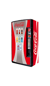 Personal 12 Can Soda Vending Machine Amazing GDrink Bottle Can Vending MARS DRINKS