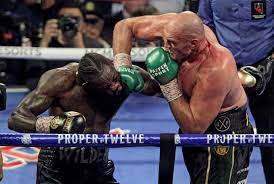 tampered gloves to fight Deontay Wilder ...