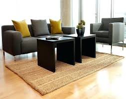 image of layering area rug over carpet trafficmaster gripper pad rugs on top