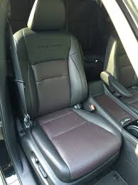 types of car seat upholstery and how to care for them