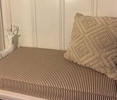 custom bench cushions. Other Pinners Loved These Ideas. Custom Bench Cushions .