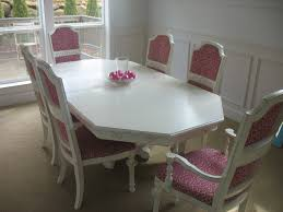 shabby chic round table best spray paint for wood furniture