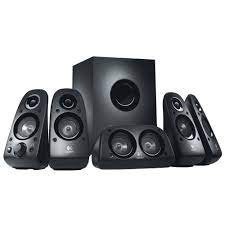 Logitech Z-506 3D Stereo Surround 5+1 Ses Sistemi