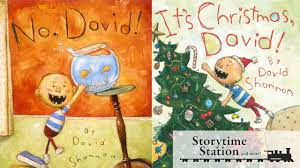 no david it s david and others by david shannon books for kids read aloud